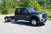 2015 Ford F550 XL – Cab Chassis