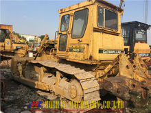 Used Caterpillar D6D bulldozer,