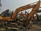 Used Hyundai R225LC-