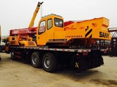 Sany truck crane