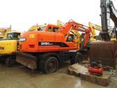 Dossan DH150-7 DH210-7 wheel ex