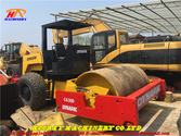 Dynapac CA30D Road Roller Made