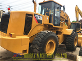 950GC used wheel loader Caterpi