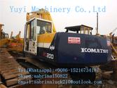 Used KOMATSU PC200-5