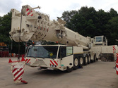 Used DEMAG AC 500 in