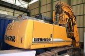 Used 2004 Liebherr R934B-T tunn