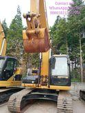2015 used CAT 320D Excavator 32