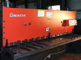 1986 AMADA  M3060 MECHANICAL SH
