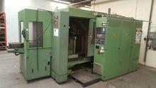CNC machining center Schaublin