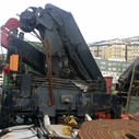 Used 1990 HIAB 260 AW Loader Cr
