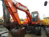 DOOSAN DH150-7 DH210-7 wheel ex
