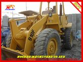 CATERPILLAR 910F Wheel Loader