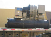 Used TRANE CHILLER 1