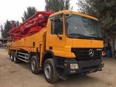 BenZ Pump Truck
