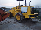 Used TCM 830 Mini Wheel Loader