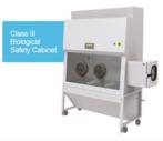 New Class III Biosafety Cabinet