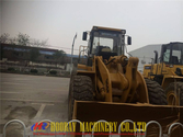 966F used wheel loader Caterpil