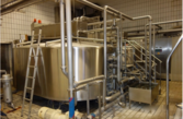 Damrow Cheese Vat #V	1604 002