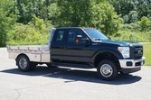 2014 Ford F350 XL – 9ft Flatbed