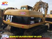 Used Tracked excavator 320CL Ca