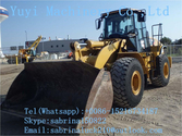 950H CATERPILLAR 950H LOADER