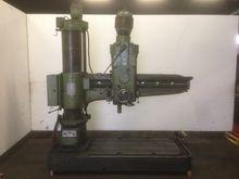 Radial drilling machine Webo R4