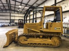 Good condition high quality bulldozer crawler types cat d4h