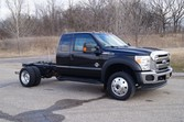 2014 Ford F550 XLT – Cab Chassi