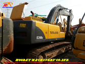 Used Volvo tracked e