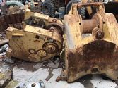 Used CAT winch fit for bulldoze