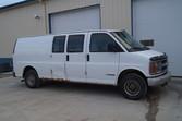 2000 Chevrolet Express 3500 – C