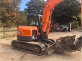 Used Doosan DX80-R T