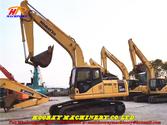 PC200-7 used tracked excavator