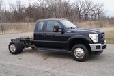 2014 Ford F350 XL – Cab Chassis