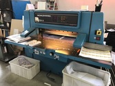 Used Paper cutter Wo