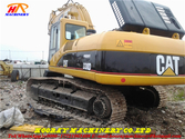 tracked excavator 330D Made in