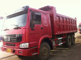Used Chinese original tipper tr