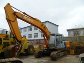 Used Hitachi EX200-3 original J