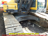 EC240BLC Used tracked excavator