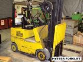 Hyster S40E LPG Forklift 4,000