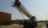 Crane HRT Terex RT 555-1 for SA