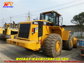 980G used wheel loader Caterpil