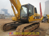 330C used tracked excavator Cat