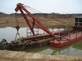 Pearce Cutterhead Dredge