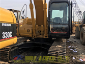Used Tracked excavator 320CL Ca