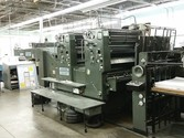 Used 1976 Heidelberg 2-color 10