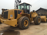 2010 Used Caterpillar 950H Whee