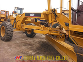 motor grader 140H caterpillar b