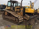 Used caterpillar bulldozer D4H