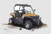 Strike 250 EFI UTV Sport Side b